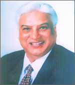CHAIRMAN THE MALT COMPANY MR P.K JAIN